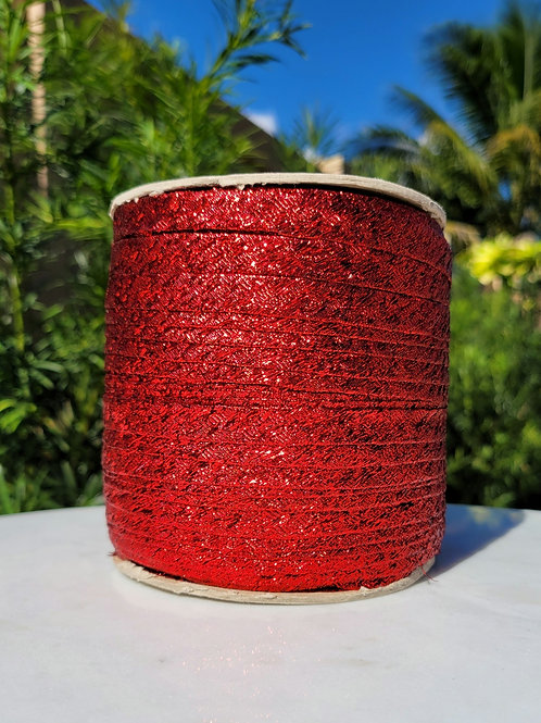 Metallic Red Bias 288YDS