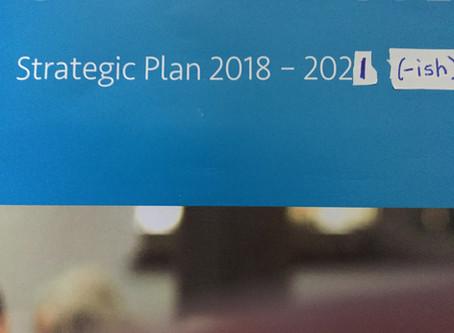 3-Year (ish) Plan