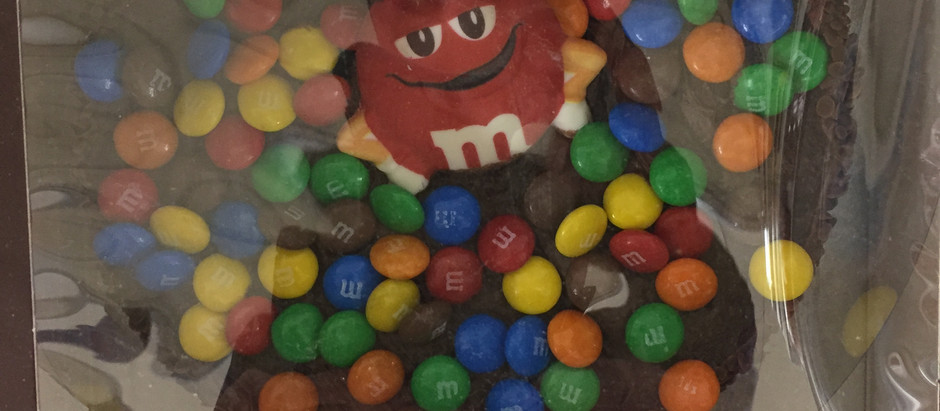 M&Ms, don't you love them?