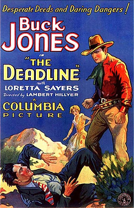 The Deadline 1931 Buck Jones.jpg