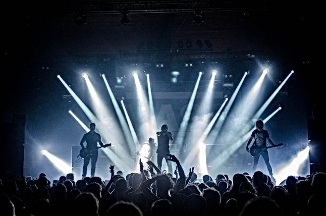 Live-Konzert
