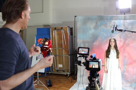 Behind-the-scenes