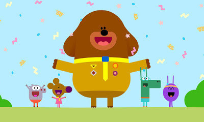 3 Things I've Learned Writing Hey Duggee