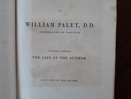 Paley's Works