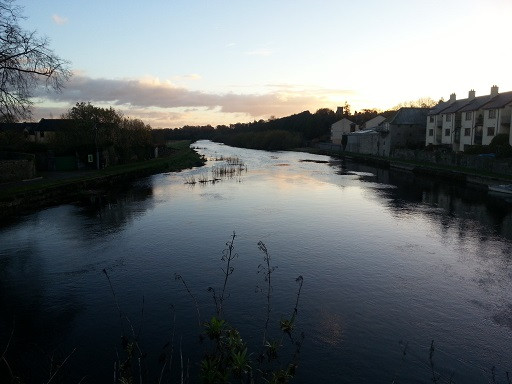 River Barrow at Leighlinbridge, Co. Carlow