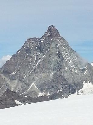 Matterhorn from the Breithorn