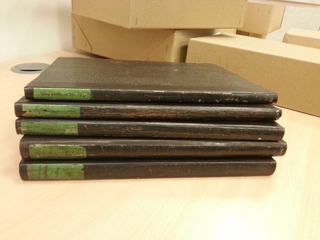 Mystery of the missing Marburg journals