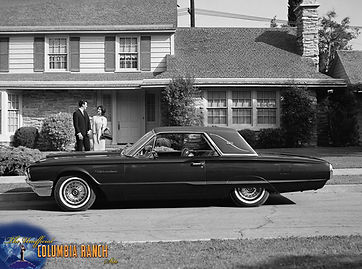 1964 Thunderbird