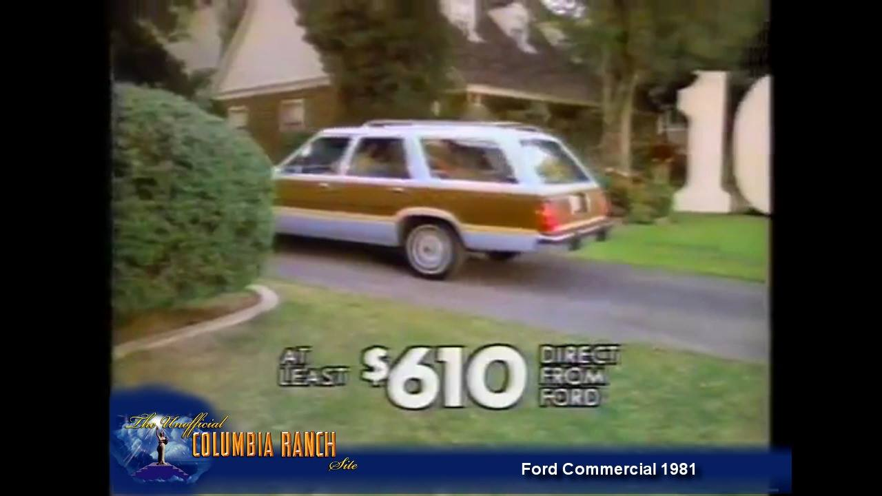 First they're selling homes, now cash-back cars? What is next? Do they have the right address?  #2 From the Vault for this weekend!