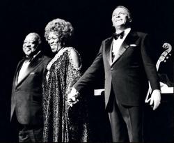 Count Basie, Sarah Vaughan & Sinatra