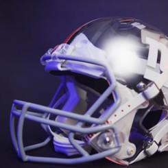 NY Giants - Helmet