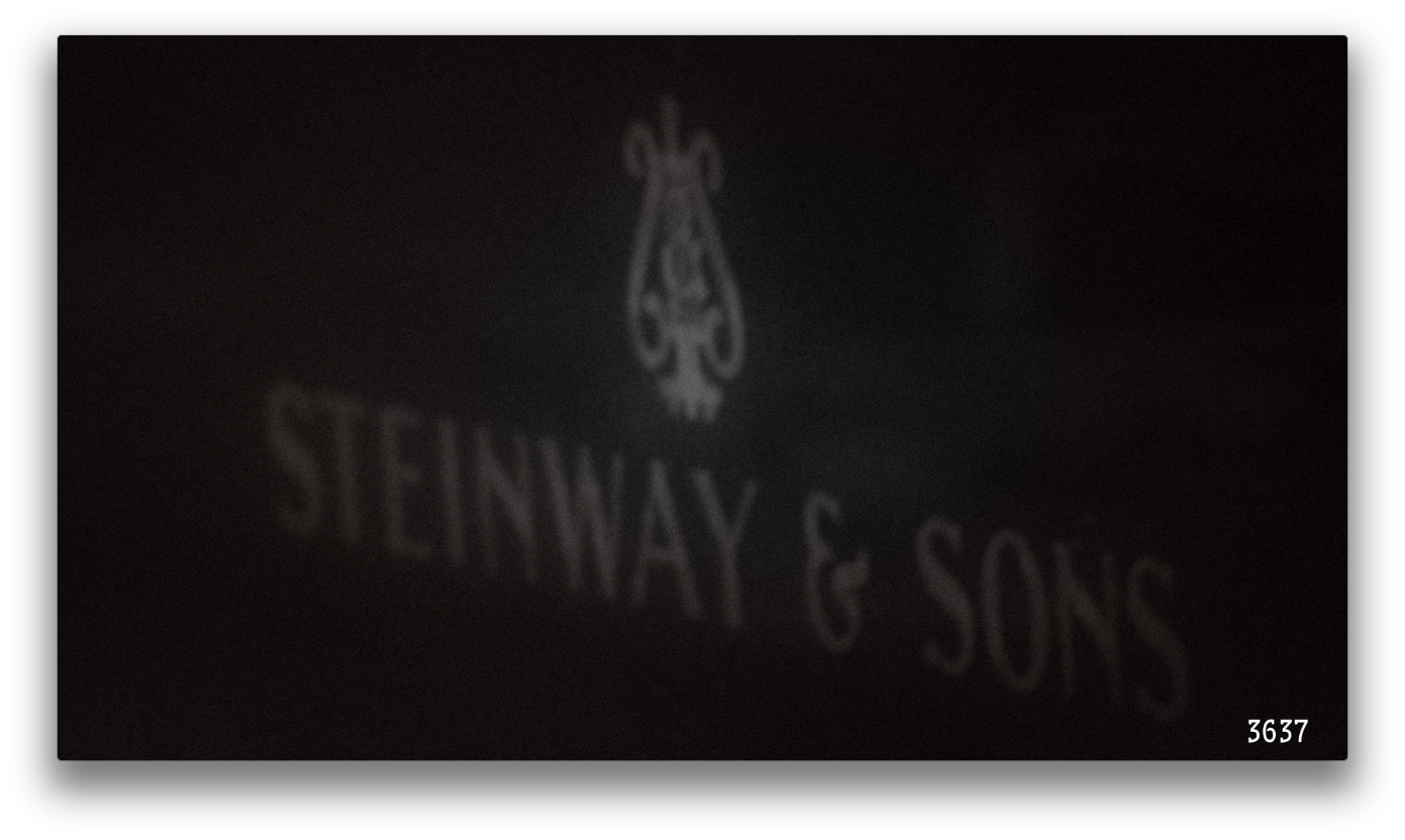 "Steinway; ""I'm Old Fashioned"" Video"
