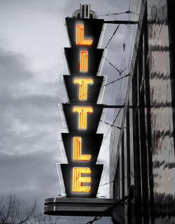 """Bill Coppard's """"The Little Theatre"""""""