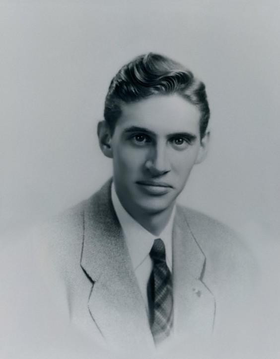 John Burke Armesto (Diane's father)