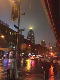 9th Avenue & W 56th Street; NYC