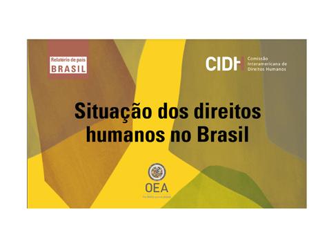 """Análise de conteúdo - Relatório da CIDH: """"Situação da Liberdade de expressão e informação no Brasil"""""""