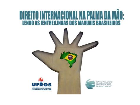"""RESEARCH SYMPOSIUM - DIREITO INTERNACIONAL """"NA PALMA DA MÃO"""" - parte 1"""