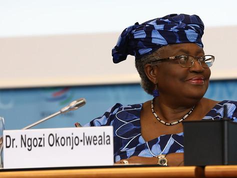 Uma mulher no comando da OMC: oportunidade de mudanças pelas lentes de Ngozi Okonjo-Iweala