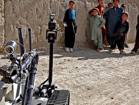 Precisamos falar sobre as armas autônomas e o direito internacional