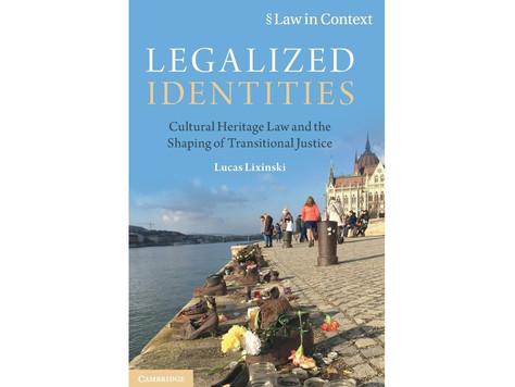 Book Symposium - Legalized Identities