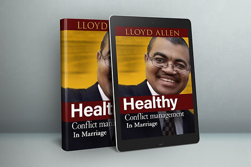 Healthy Conflict Management in Marriage