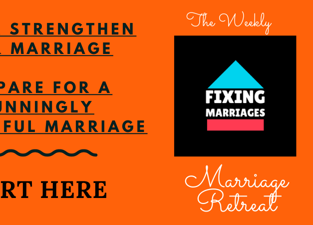 The Weekly Marriage Success Retreat