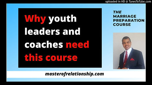 Why youth leaders and coaches need this course