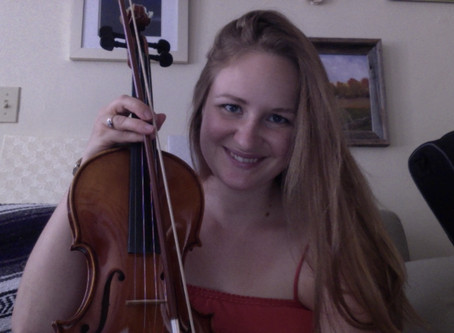 Beginning Fiddler at 26