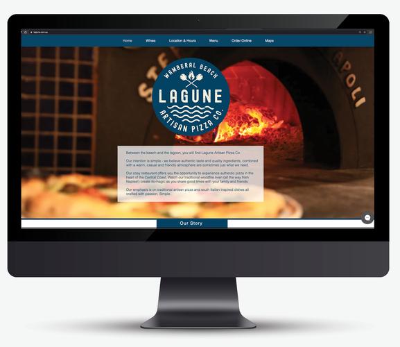 Lagune Website
