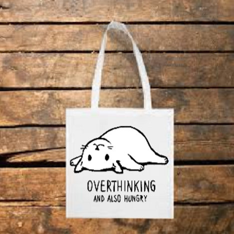 Overthinking Cat