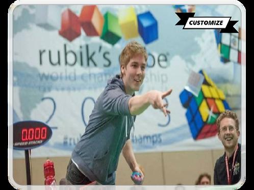Rubik's Mousepad