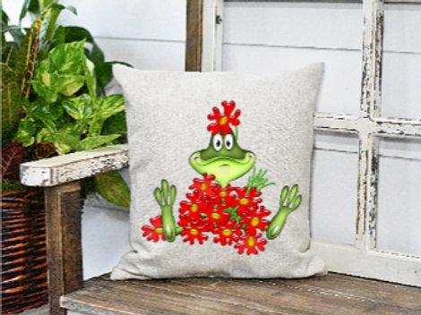 Daisy Frog