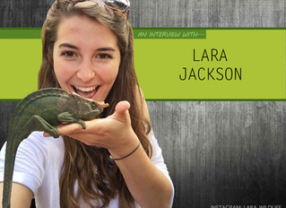 Lara Jackson Interview