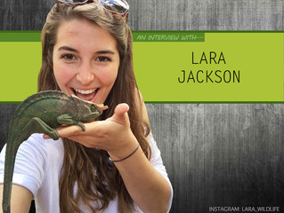 Lara Jackson Interview