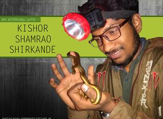 Kishor Shamrao Shirkande Interview