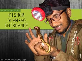 Kishor Shamrao Shirkande Interview