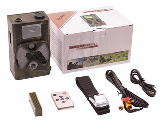 HC-300A Wildlife Camera Trap Review