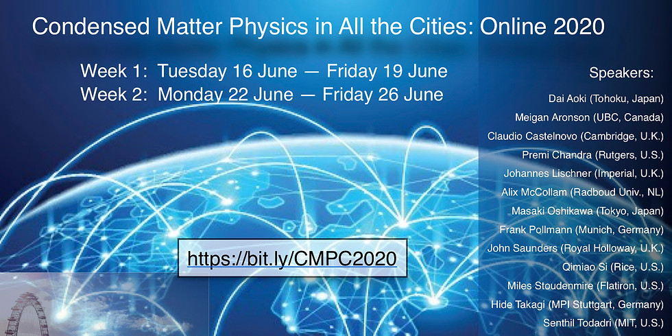 Condensed Matter Physics in the City: Deep Challenges of Quantum Materials