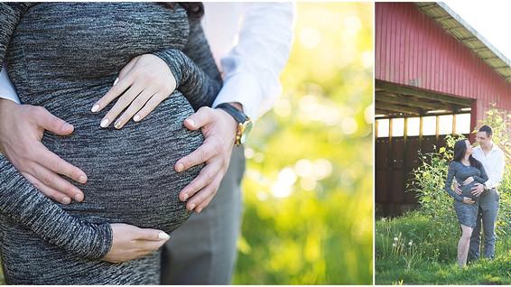 Lauren and Dean, Maternity. Fraser Valley Photographer