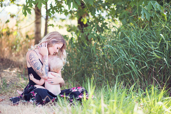Tanya and Otis. Fraser Valley Photographer