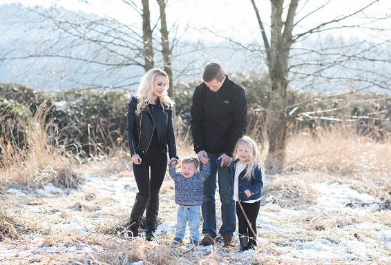 Family. Fraser Valley Photographer