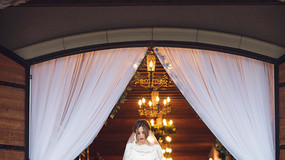 Wedluxe Styled Shoot