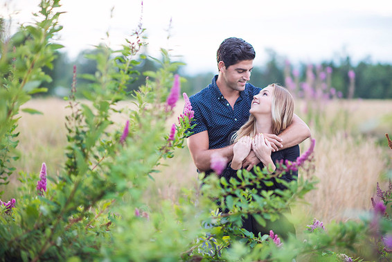 Cameron and Lindsey Engagement. Fraser Valley Photographer