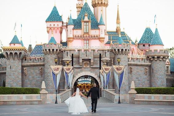 Disneyland Wedding
