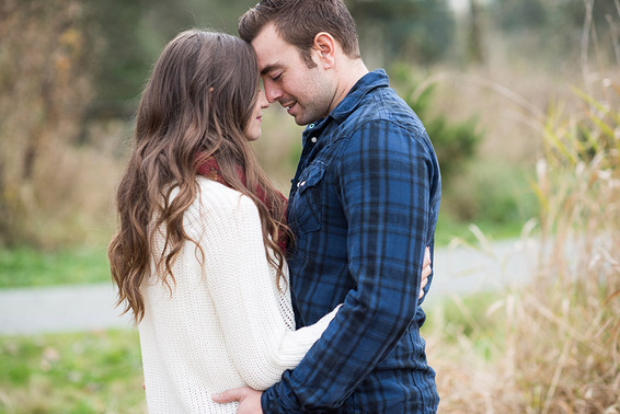 Tamra and Cody. Campbell Valley Engagement Session