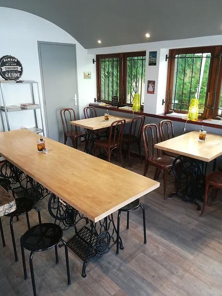 La salle du restaurant la Cantoche Toulouse