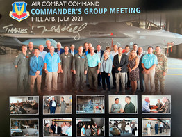 LCLA Represents at Hill AFB