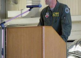 Col. Robbins 1st FW/CC Final Flight
