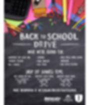 Back2SchoolDrive_InfoFlyer 8.5x11 inches