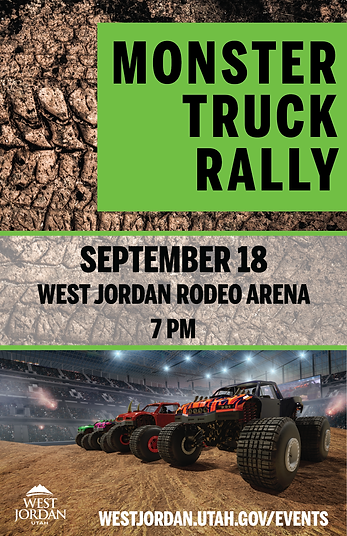 MONSTER TRUCK RALLY - ACTIVITY GUIDE 202